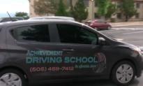 Car Thief Steals Driver's Ed Car in New Mexico