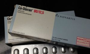 FDA Warns Chinese Drug Maker of Recalled Blood Pressure Medicine Valsartan