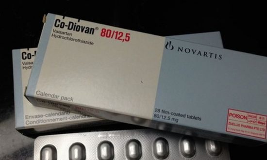 FDA Alert: Your Blood Pressure Medication May Be Contaminated