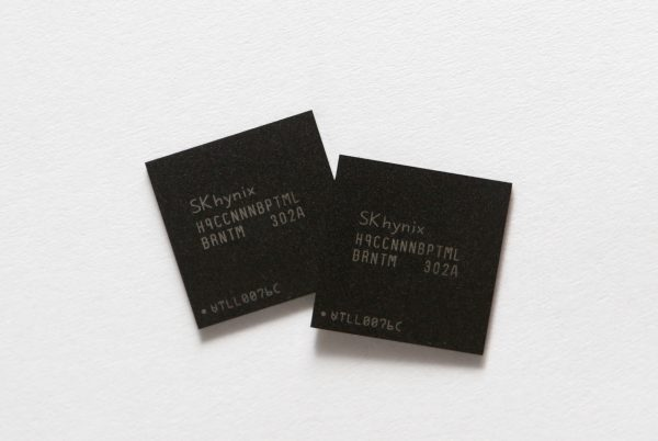 Electronic chips made by SK Hynix