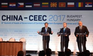 Relations Between Hungary and China Forcing EU to Reckon With China