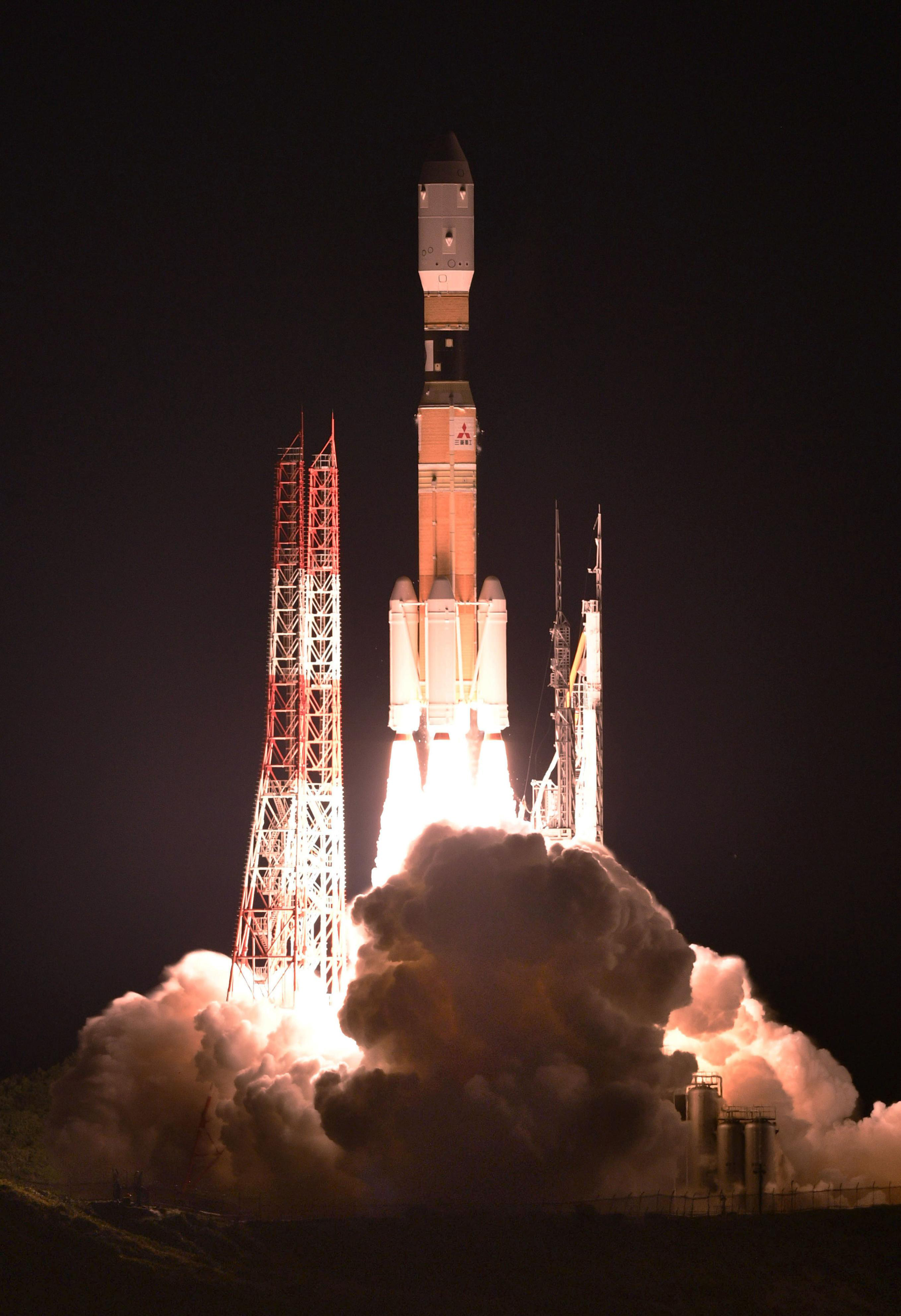 Japanese supply ship heads to space station