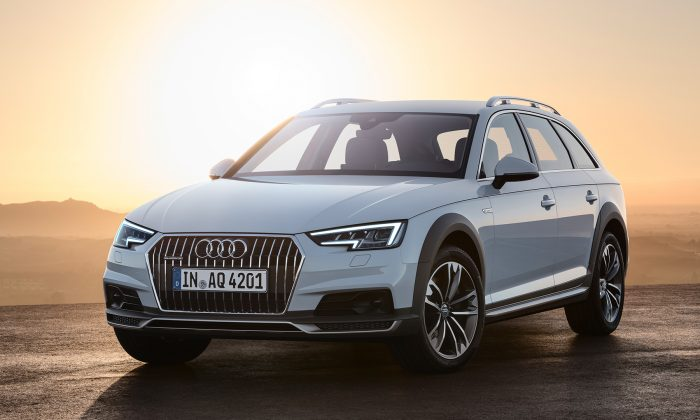 2018 Audi A4 allroad. (Courtesy of Audi)