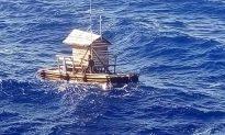 Teenager Survives 49 Days Adrift on Fishing Shack