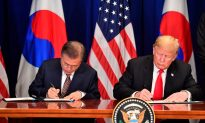 US, South Korea Sign Revised Free-Trade Agreement