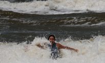 Rip Tides Nearly Claim 70+ Lives Off Florida Coast