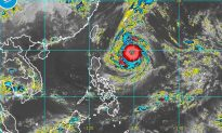 Super Typhoon Trami Forms, Poses Danger to Taiwan and Japan