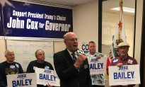 California Attorney General Candidate Bailey Vows to Take On Violent Crime