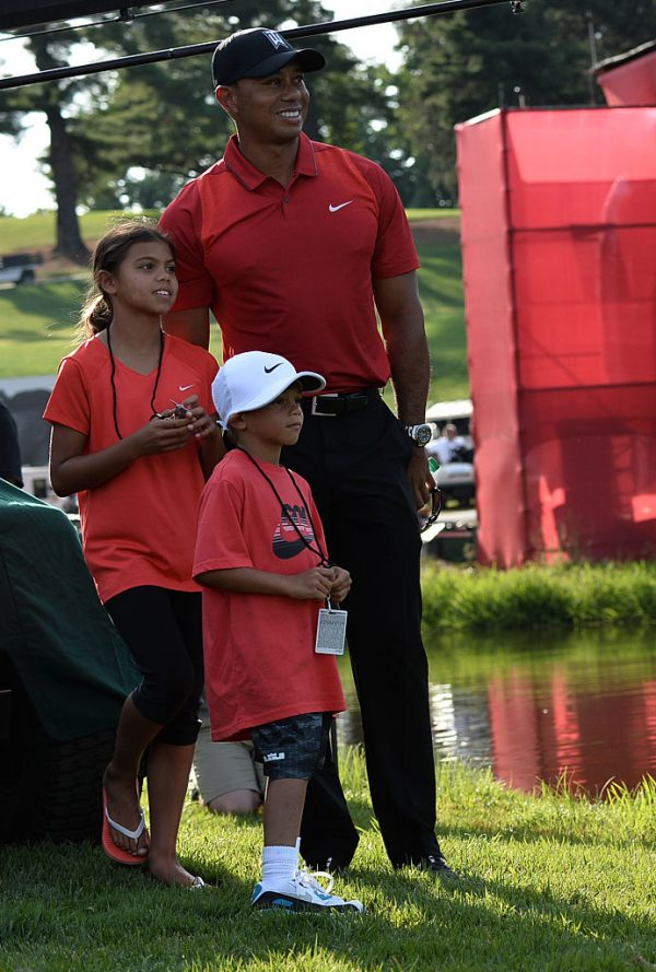 Tiger Woods Says His Children Now Understand 'Rush' and ...