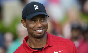 Tiger Woods Returns to Video Games, This Time With 2K Series thumbnail