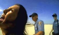 Woman in Viral Memorial Day Arrest Video Is Charged: Reports