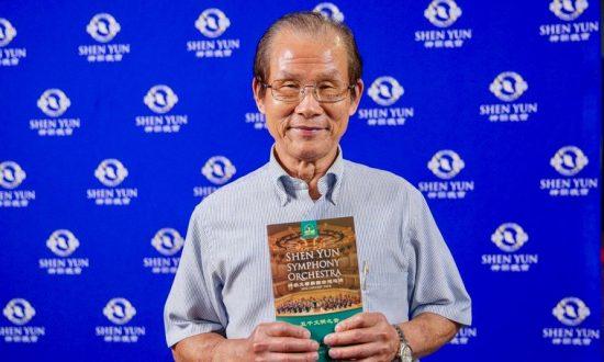 Former University President: Shen Yun 'Is the Best Spiritual Enjoyment'