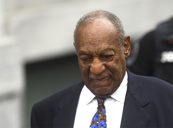Bill Cosby departs the Montgomery County Courthouse