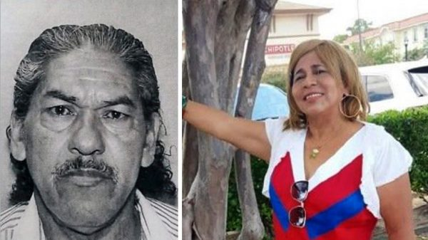 Disappeared family members of suspect Escobar