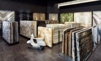 Stone and Tile Trend-Setter Ciot's Spectacular New Galleria Impresses and Inspires