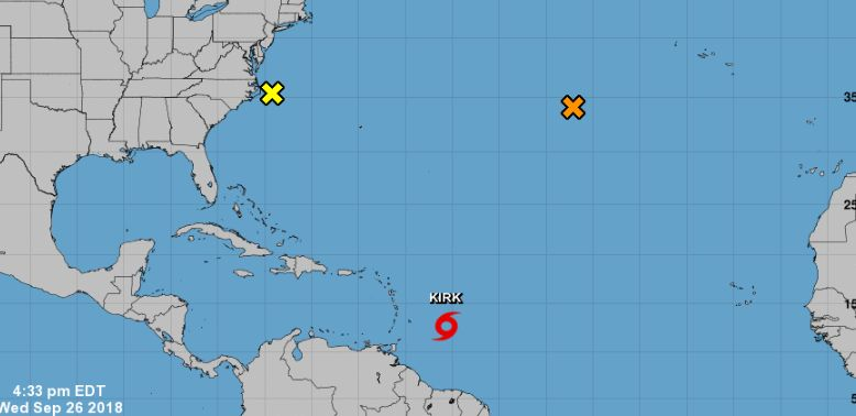 tropical storm kirk in nhc picture