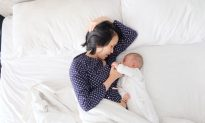 Breastfeeding Might Benefit Babies by Reducing Stress