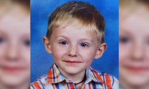Body Believed to Be Missing Autistic Boy Maddox Ritch Found, FBI Says