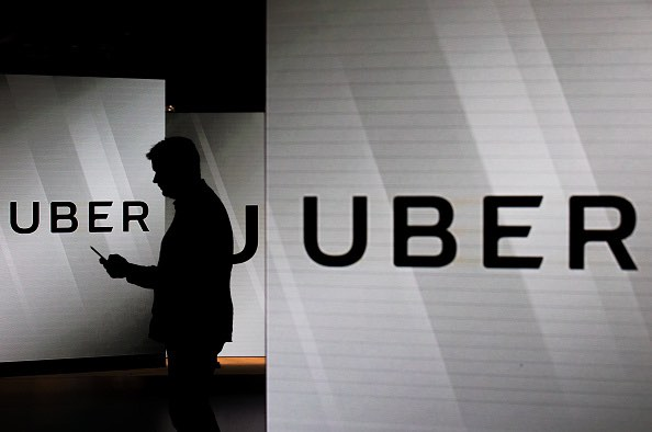 California State Attorney General Xavier Becerra joined San Francisco District Attorney George Gascon and announced a $148 million settlement with Uber over allegations that the company tried to cover up a 2016 data breach. (Chris Ratcliffe/Getty Images)