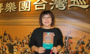 Shen Yun Inspires Taiwanese Association President to Think Positively