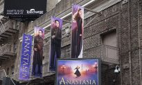 Broadway Musical Anastasia Goes Global