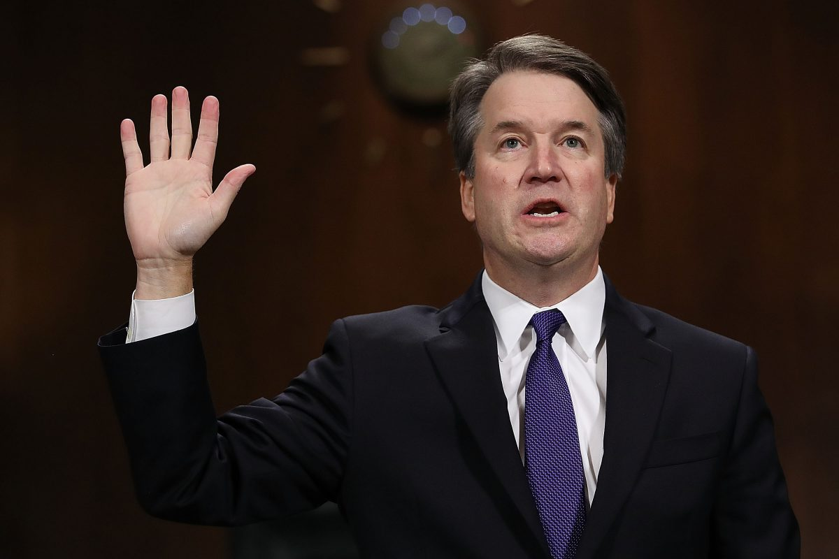 Kavanaugh defends character
