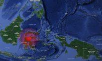 Major 7.5 Quake Strikes Off Indonesia