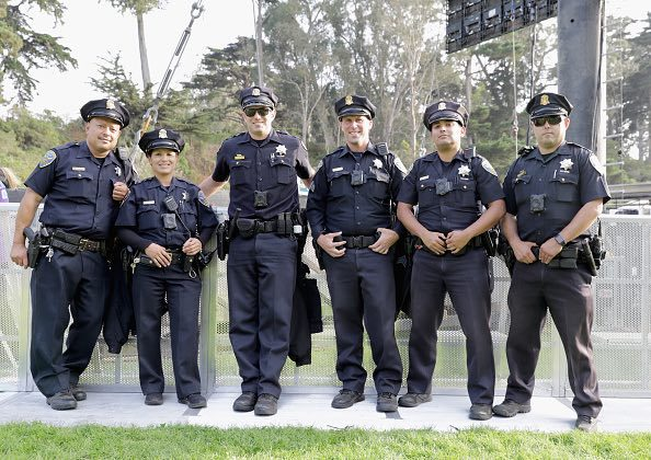 California State appeals court rejects San Francisco Police Officers Association's challenge to two use-of-force provisions.  (FilmMagic)