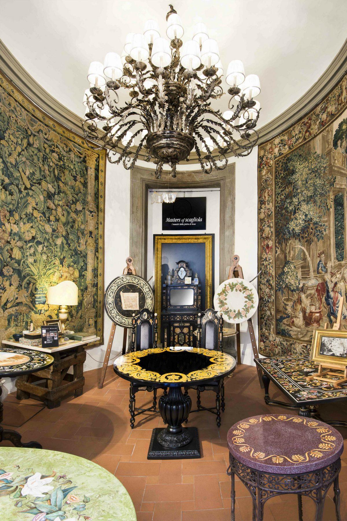 Bianco Bianchi Showroom Borgo San Jacopo 70 Florence