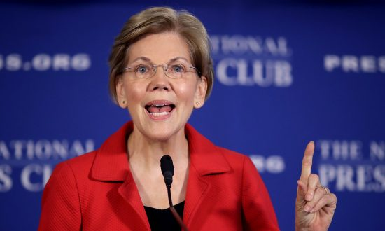 Elizabeth Warren Says She'll Ban Private Prisons in Latest Policy Proposal