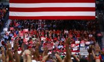 Trump Rallies Support for Scott, DeSantis in Florida