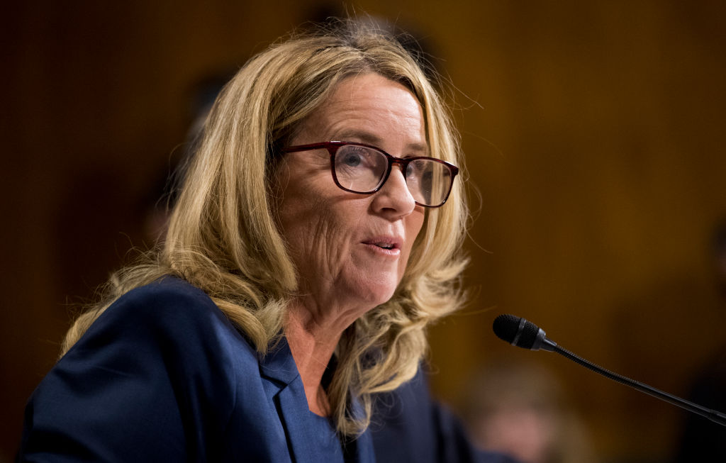Christine Ford friend Monica McLean could face charges