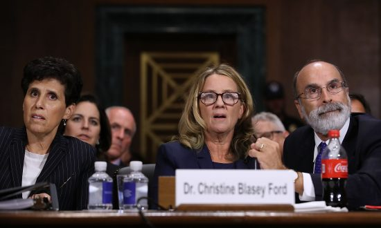 Letter from Man Claiming to Be Ford's Ex-Boyfriend Casts Doubt on Her Testimony