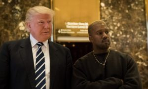 Trump Praises Kanye West, Says 'He Is Always Going to Be for Us'