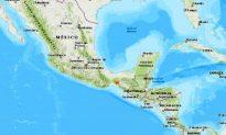 Earthquake Today in Mexico: 5.4 Magnitude Temblor Hits Chiapas