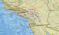 Earthquake Hits Yucaipa, California: USGS