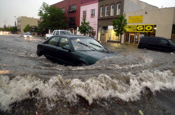 A presentation will be made on the evening of Oct. 3, on the revised Flood Insurance Rate Maps for the city of Alameda. (Hyoung Chang/Getty Images)