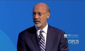 Pennsylvania Governor Asks All Residents to Wear Masks in Public
