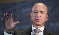 Billionaire Jeff Bezos to Unveil Plans for Moon Presence, Sources Say