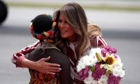 US First Lady Arrives in Ghana on First Leg of Solo Africa Trip