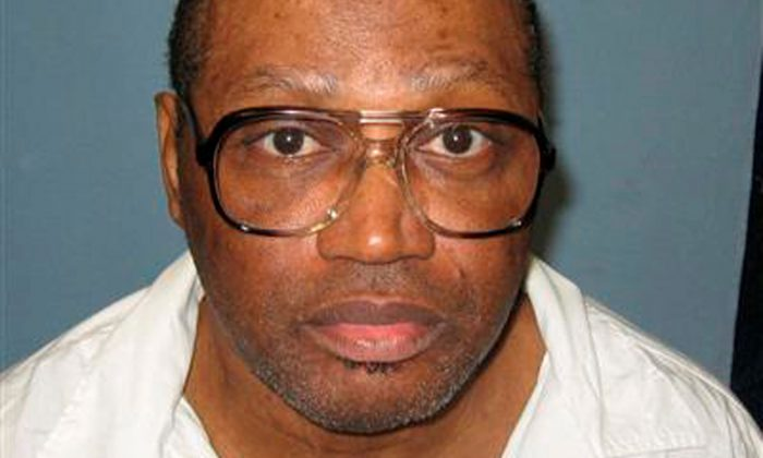 Vernon Madison, one of Alabama's longest-serving death row inmates, is pictured in this handout photo. 