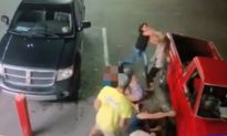 Video: Florida Gas Station Attack on 4 People, Including 11-Year-Old Girl