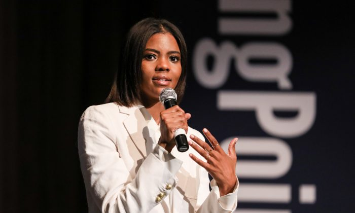 Facebook Says Suspension of Candace Owens's Account is 'a