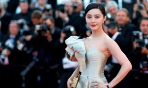 China Fines Movie Star Fan Bingbing in Tax-Evasion Crackdown