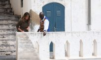 First Lady Makes Emotional Visit to Former Slave Outpost in Ghana