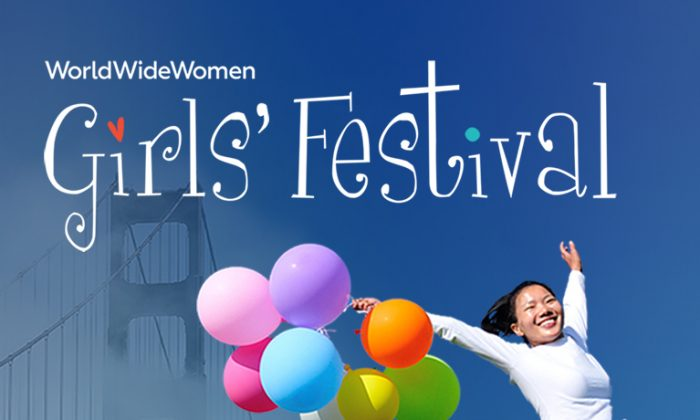 The third annual Girls' Festival will bring more than 3,000 people  to Santa Clara, on Oct. 6 for all-day programming, workshops and  performances to inspire the next generation of women.(Website of World Wide Women)
