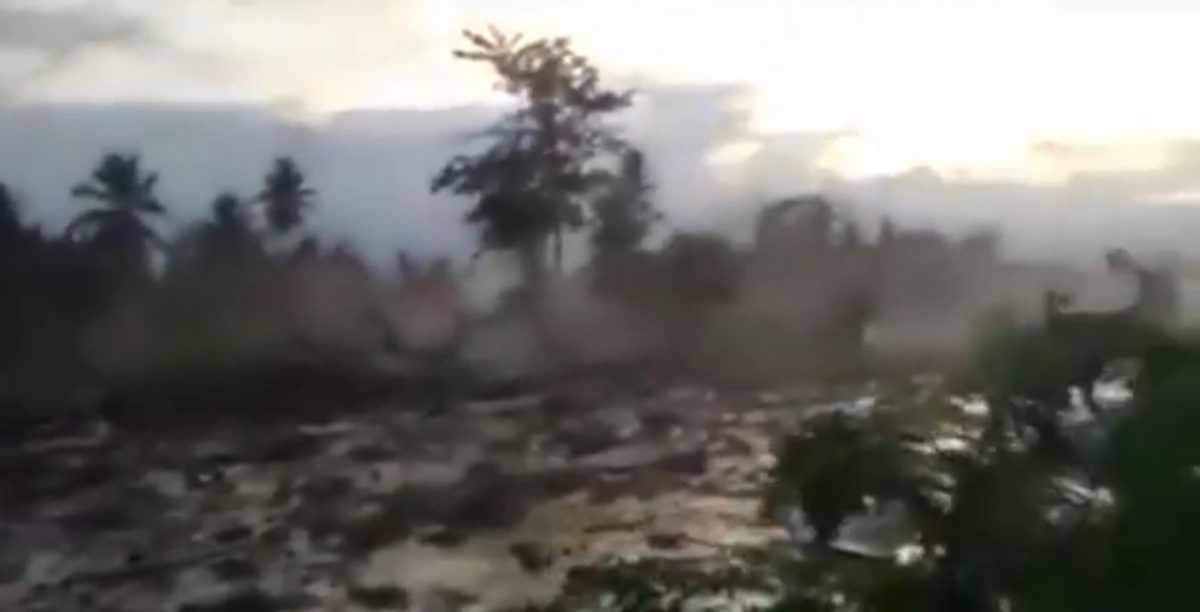 liquefaction in earthquake in indonesia