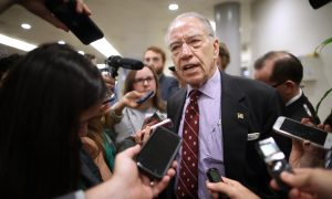If President Vetoes Defense Bill, Senate Likely to Override: Senator Grassley