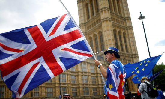 UK Conservatives Pick New Prime Minister