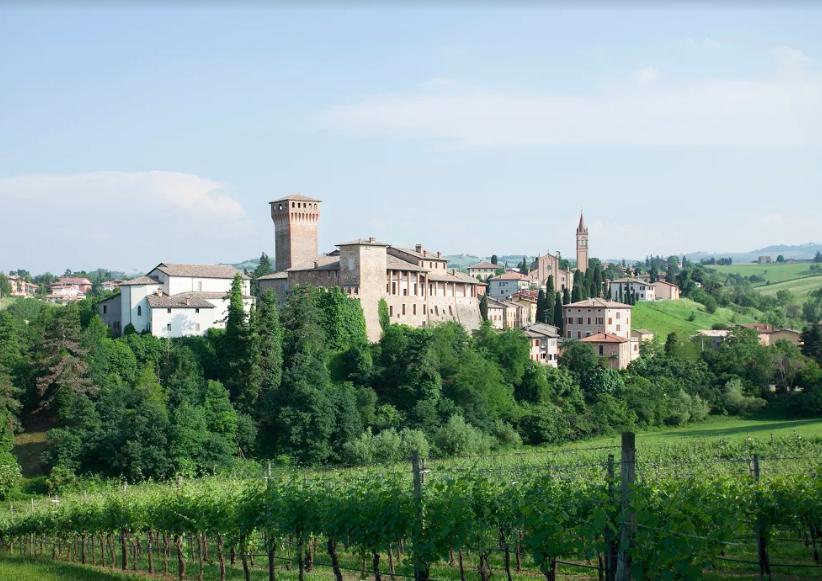 castle in Modena, Emilia-Romagna